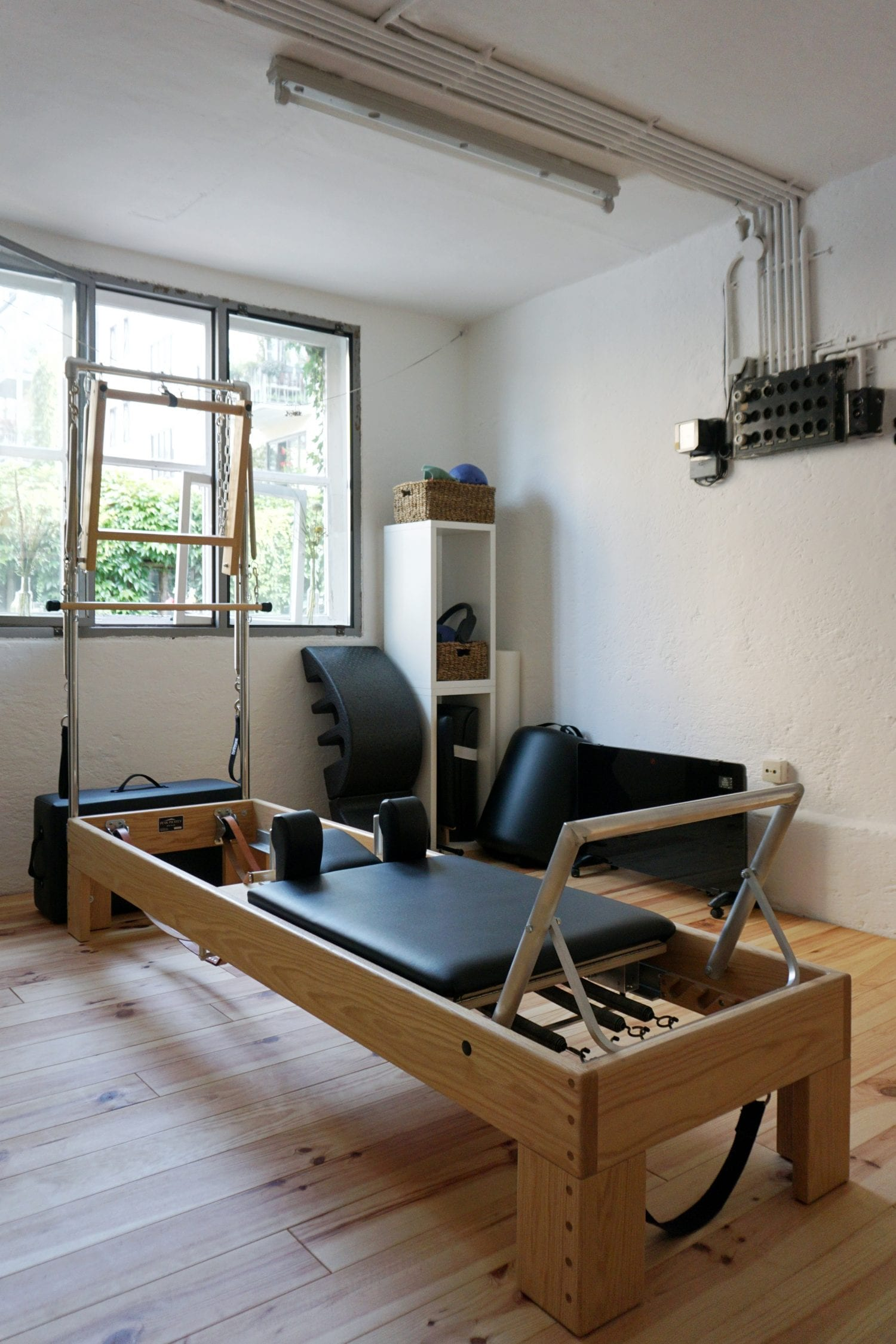Pilates München - Studio